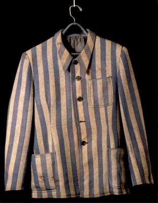 Prisoner's Uniform Jacket